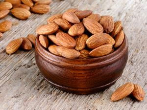 almonds NUA