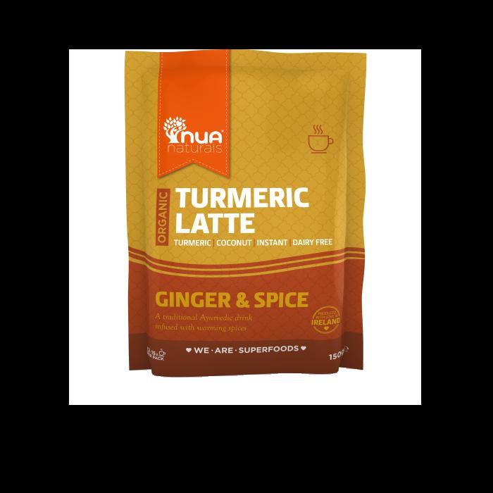 Turmeric Latte - Ginger & Spice