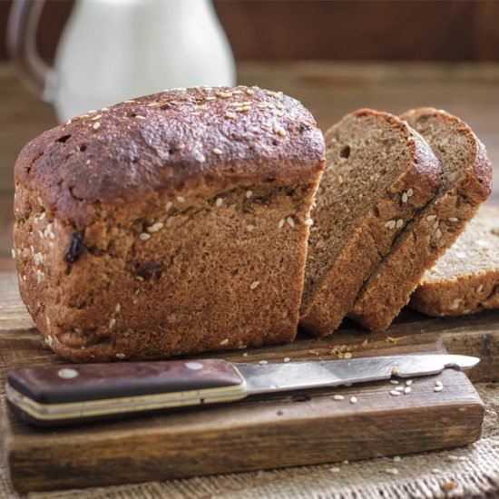 Gluten Free Brown Bread