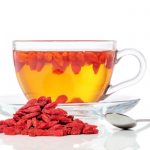 Goji Lemon Morning Tea