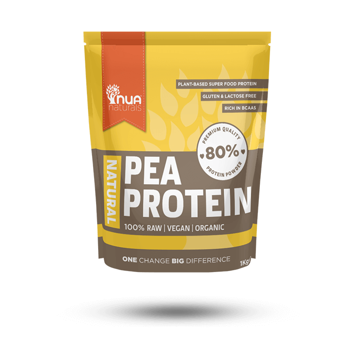 Pea Protein - Natural (1kg)
