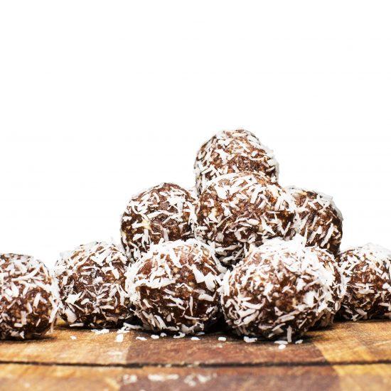 No-Bake Cacao Energy Balls