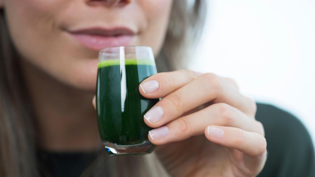 Wheatgrass benefits of drinking daily